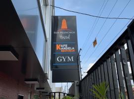 San Francisco Apart Hotel, hostal o pensión en Guayaquil
