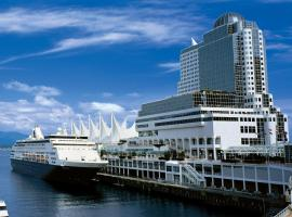 Pan Pacific Vancouver Hotel, hotel in Vancouver