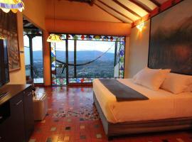Suites Arcoiris, hotel in Villa de Leyva