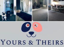Yours and Theirs Pet Friendly Accommodation, hotel in Myrtleford