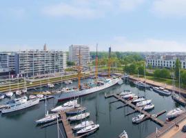 Residentie Mercator, appartement à Ostende