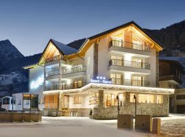 Sport Garni Kapplerhof – Ischgl/Kappl, hotel in Kappl