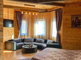 Elis Guest House, beach hotel in Listvyanka
