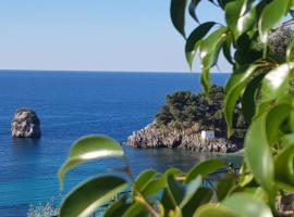 Sea Bliss Adults Only, hotel near Sarakiniko beach, Parga