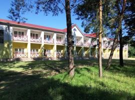Пансіонат Шацькі озера, готель у Світязі