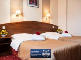 Hotel Novum & Spa, hotel in Niepołomice