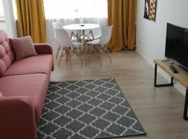 City Apartments Przy Szpitalu – hotel w mieście Zgorzelec