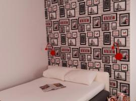 Pastel Guest Rooms, розміщення в сім'ї у Варшаві