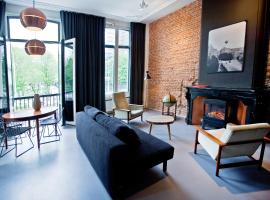 V Lofts, apartment in Amsterdam