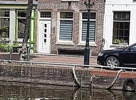 Oudegracht Alkmaar, hotel in Alkmaar