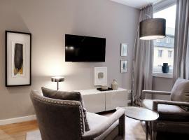 "SAXX Apartments ""Goldberg Karree"", hotel near Hagen Central Station, Hagen"