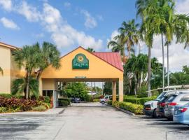 La Quinta Inn by Wyndham Ft. Lauderdale Northeast, отель в Форт-Лодердейле