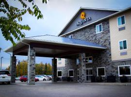 La Quinta by Wyndham Fairbanks Airport, hotel in Fairbanks