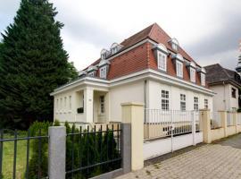 Die Villa, hotel in Mannheim