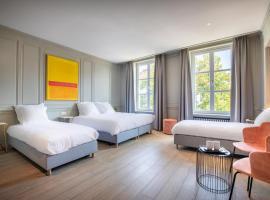 Hotel August Brugge, hôtel à Bruges