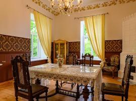 Brīvdienu māja Admirala nams Liepājā