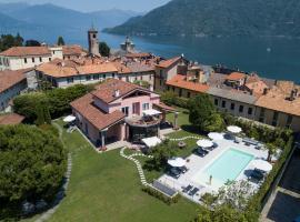 Villa Costantina, serviced apartment in Cannobio