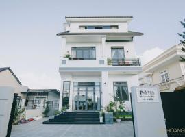 The Windy Villa, pet-friendly hotel in Da Lat