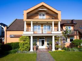 Willa Meander – hotel w pobliżu miejsca Wystawa Interaktywna Illuzeum w Łebie