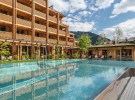 MalisGarten Green Spa Hotel, hotel in Zell am Ziller