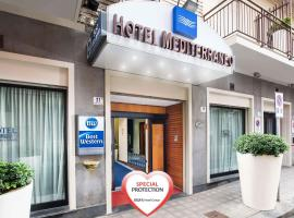 Best Western Hotel Mediterraneo, hotel en Catania