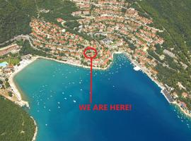 Pet friendly Apartments Licul, pet-friendly hotel in Rabac