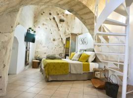 Il Geco, hotel spa en Matera