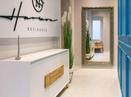 Harbour Residence Rooms, B&B in Rijeka