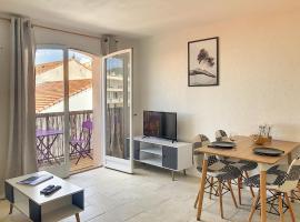 Studio LE MARINA, apartment in Sainte-Maxime