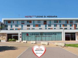 Best Western Plus Leone di Messapia Hotel & Conference, hotel a Lecce