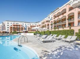 Villa Sassa Hotel, Residence & Spa, מלון בלוגאנו