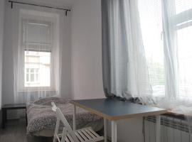 Pokoje na wrocławskim Ołbinie, hostel in Wrocław