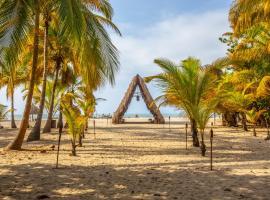 Gitana del Mar Boutique Beach Resort, hotel in Buritaca