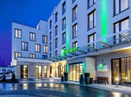 Holiday Inn Munich - City East, hotel in Munich
