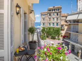 Kâmara Old Town Studios, pet-friendly hotel in Corfu Town