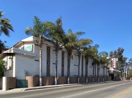Hotel Real Inn, hotel in Tijuana