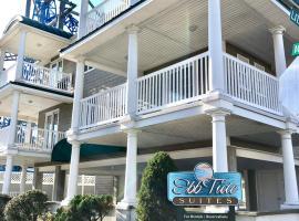 Ebb Tide Suites, serviced apartment in Ocean City