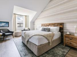Glacier View Lodge, hotel near Columbia Icefield, Sunwapta