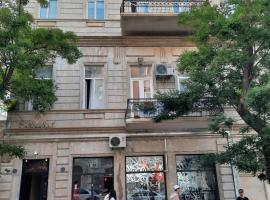 Nizami street hotel apartment, hotel em Baku