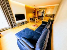 Apartament Aureus, accessible hotel in Gdańsk
