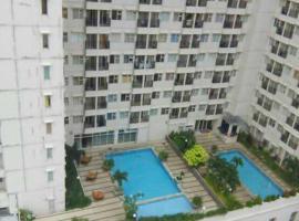 Margonda Residence 3, apartment in Depok