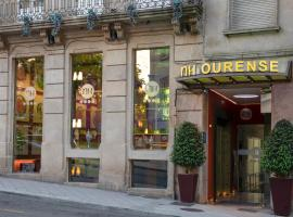 NH Ourense, hotel in Ourense
