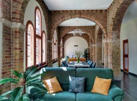 Pilgrim's Loft, self-catering accommodation in Ieper