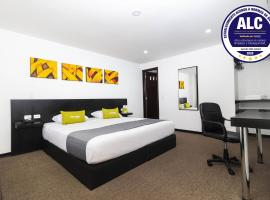 Ayenda 1063 Golden, hotel near El Dorado International Airport - BOG,