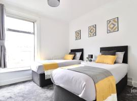 Spectacular 2 Bedroom House in Hibbert Street, apartment in Luton