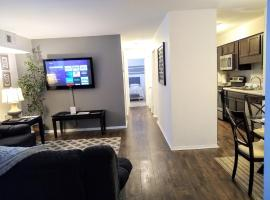 Cozy Condo in Central Raleigh, apartment in Raleigh