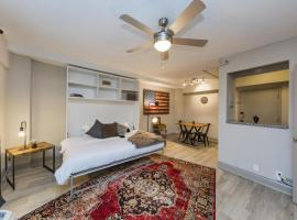 State Capitol - Downtown Nashville Studios, apartment in Nashville