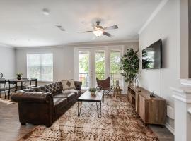 Uptown Dallas Apartments, vacation rental in Dallas