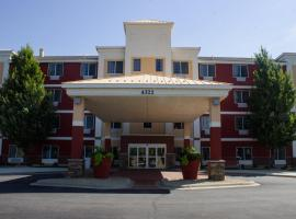 Holiday Inn Express and Suites St. Cloud, romantic hotel in Saint Cloud