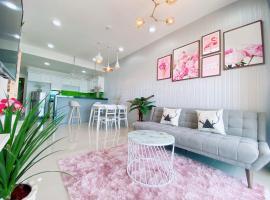 Melody Luxury Apartment, 3min to sea, khách sạn spa ở Vũng Tàu